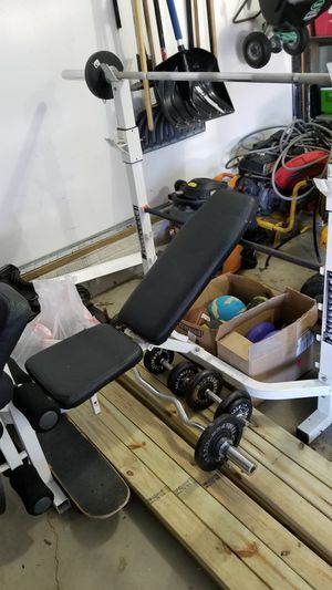 Workout Bench for Sale in Westlake, OH