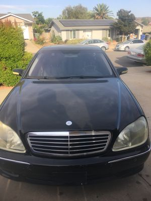 Mercedes s600 2002 for Sale in Poway, CA