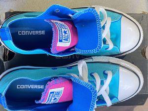 Blue converse for Sale in Denver, CO