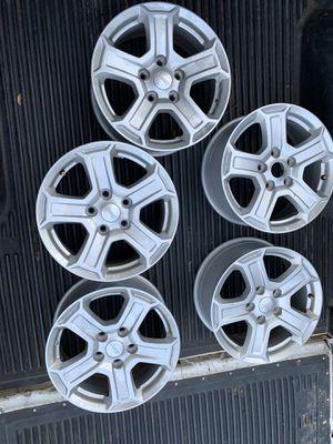 "Jeep Wrangler wheels ""17"" for Sale in Marietta, GA"