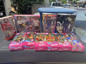Disney Barbie Collectibles for Sale in Hayward, CA