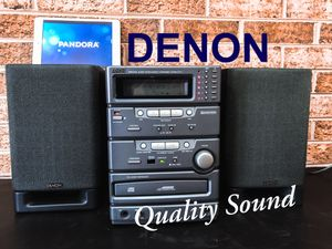 Denon Micro HI-FI System for Sale in Silver Spring, MD