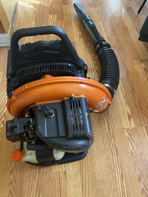 Echo pb755s backpack blower it works as it should for Sale in Westmont, IL