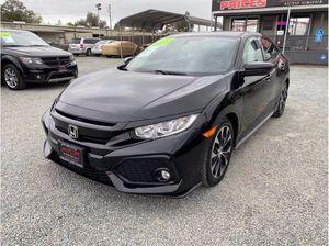 2018 Honda Civic Hatchback for Sale in Santa Rosa, CA