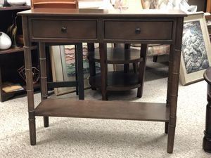 Console table stand vanity drawers for Sale in Seattle, WA