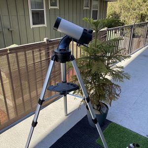 Meade Auto Start Computer Controlled Telescope for Sale in Felton, CA