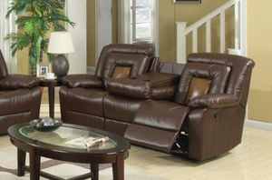 GT Cobra Brown Reclgfining Sofa | U9800 for Sale in Ellicott City, MD