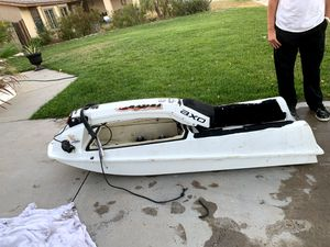Stand up jet ski frame and parts for Sale in Menifee, CA