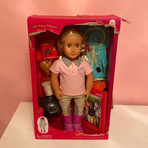 Brand New 18 Inch Generation Doll for Sale in Cicero, IL
