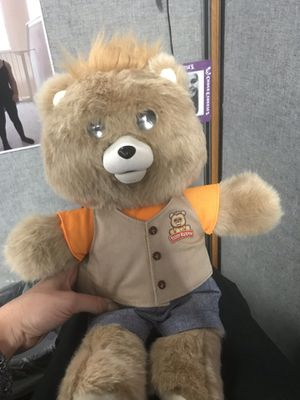 Talking Teddy ruxpin for Sale in Land O Lakes, FL