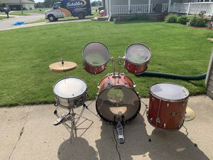 Drum Set Mapex Venus series for Sale in Durant, IA