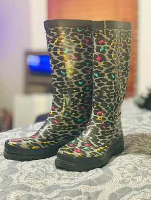Cheetah Print Rain Boots for Sale in Lancaster, OH