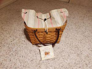 Longaberger hand bag for Sale in Phoenix, AZ