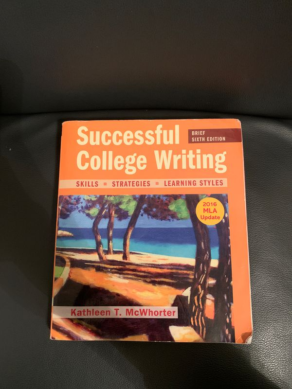 Successful college writing for English 101