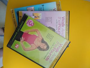 Lot of Exercise DVDs for Sale in Miami, FL