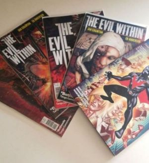 Comics - Batman Beyond and The Evil Within Set for Sale in Henderson, NV