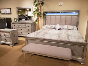 Queen Bedroom set for Sale in Las Vegas, NV