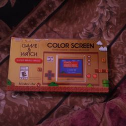 Brand New Game And Watch for Sale in Carrollton,  TX