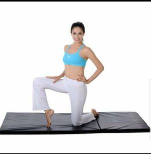Sunny Health and Fitness NO. 048 Tri-Fold Exercise Mat for Sale in Van Alstyne, TX