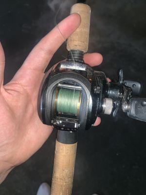 Abu Garcia Lake Fishing rod and reel for Sale in Miami, FL
