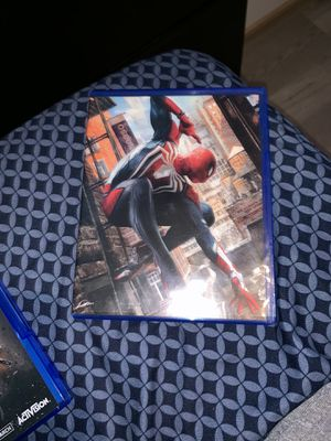 Spider man ps4 for Sale in Santa Ana, CA