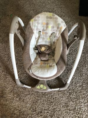 Ingenuity Portable Baby Swing for Sale in Pittsburgh, PA