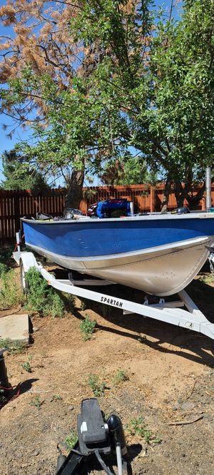 Aluminum fishing boat for Sale in WATTENBURG, CO