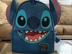 Disney loungefly stitch backpack for Sale in Phillips Ranch, CA
