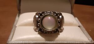 New Fashion Silver MoonStone Ladies Ring. for Sale in Pawtucket, RI