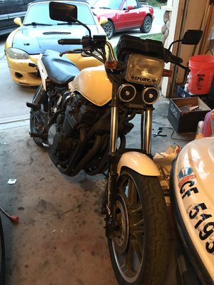 1984 CB650SC Nighthawk for Sale in Concord, CA