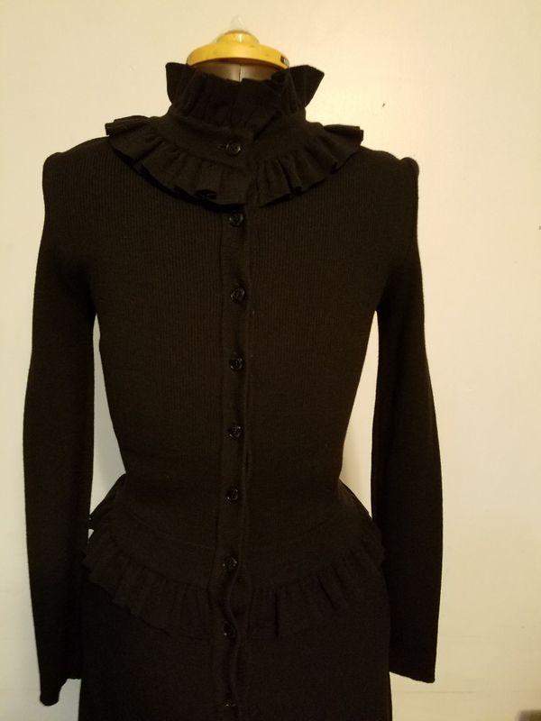 Elegant Maxie wool dress ( Italy )