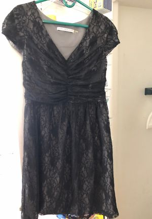 Mark New York black lacy dress for Sale in Jessup, MD
