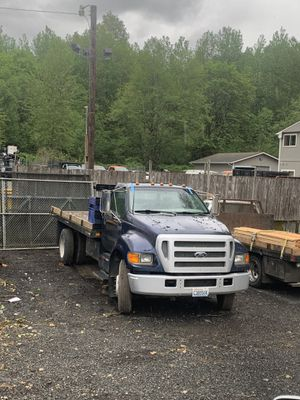 2005 Ford F450 Flatbed for Sale in Renton, WA