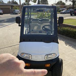 EzGo Golf Cart - Street Legal, New Batteries for Sale in Santa Ana, CA
