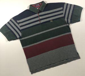 Vintage Tommy Hilfiger Colorblock Polo Size L for Sale in Richmond, VA