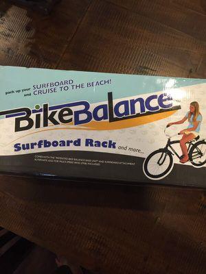 Bike Balance Surfboard rack kit for Sale in Gilbert, AZ