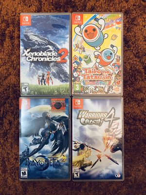 Multiple Switch Games for Sale in New York, NY