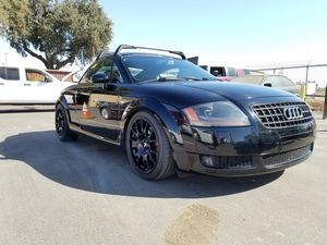 2000 audi tt PART OUT for Sale in Fresno, CA