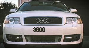 🍁$ 800 Selling my 2005 Audi A4 1.8 T Quattro🍁 for Sale in Boston, MA