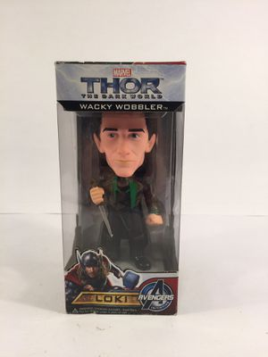 Loki Bobblehead for Sale in Indianapolis, IN