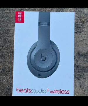 Beats by Dre Studio 3 Wireless Headsets for Sale in Houston, TX