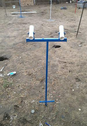 Fishing pole stands 🎣 for Sale in San Bernardino, CA