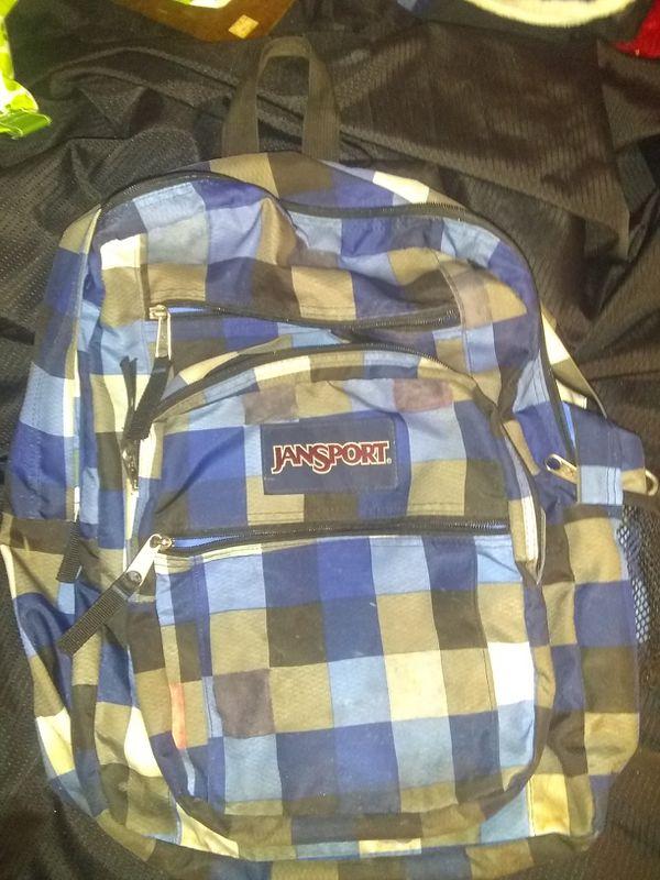 Jansport Backpack utility