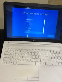 HP laptop for Sale in Raleigh,  NC