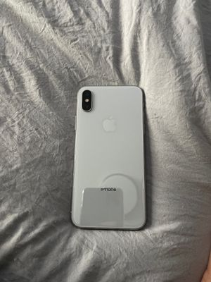 Factory unlocked iPhone X 256gb for Sale in Federal Way, WA