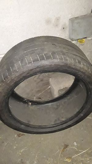 Michelin tires 265/35 ZR 18 97Y extra load for Sale in Baldwin Park, CA