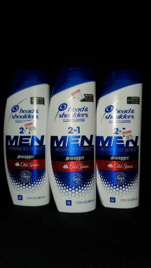 Head & Shoulders Men Old Spice 2in1 for Sale in Los Angeles, CA