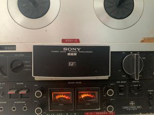 2 Sony TC-377 Reel to Reel for Sale in Hollywood, FL