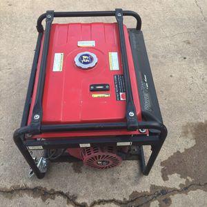 Power pro 5500 generator for Sale in Houston, TX
