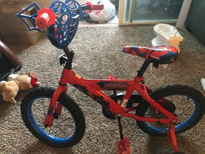 Spider man bike for Sale in Canby, OR